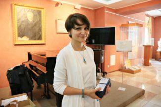Перед выдачей студенческих билетов. Фото - Ирина Шымчак