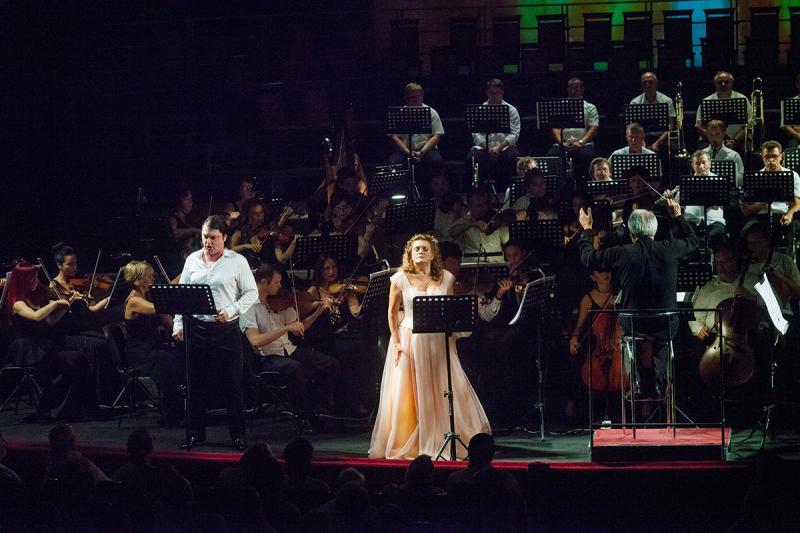 """Премьера """"Тангейзера"""": на сцене Одесской оперы опять звучит Вагнер. Фото - Юлия Литвиненко"""