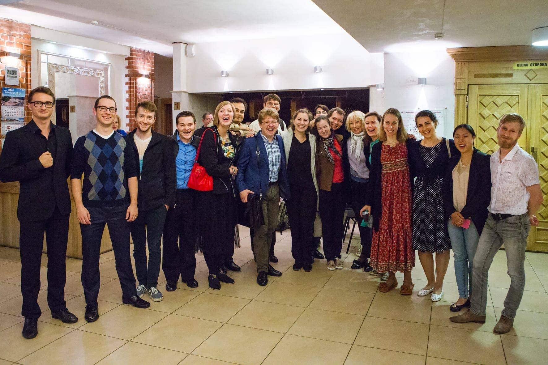 X Международный конкурс органистов имени Таривердиева. Фото - Юлия Алексеева