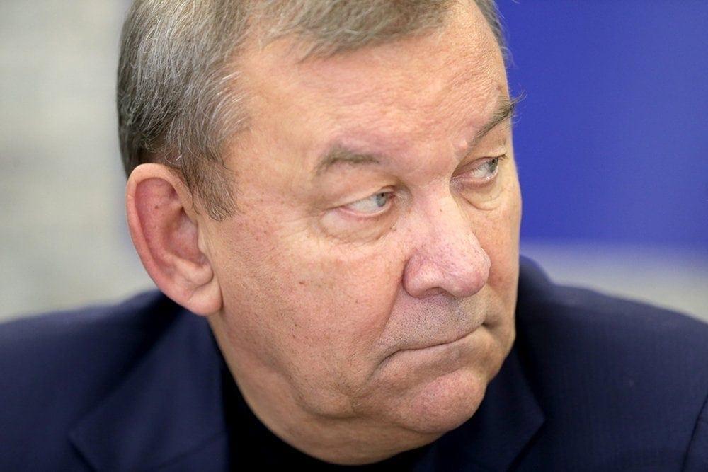 Владимир Урин. Фото - Сергей Куксин /РГ