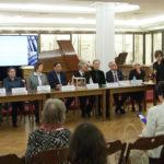 Пресс-конференция, посвященная X Международному конкурсу органистов имени Микаэла Таривердиева