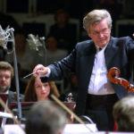Маэстро Владимир Федосеев дал юбилейный концерт в городе на Неве