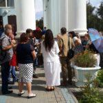 Артистов Волгоградской областной филармонии не пустили на работу