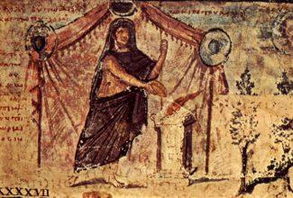 В Древней Греции рапсоды составляли определенную часть общества и были своего рода профессиональными певцами-ораторами