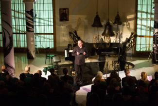 В Зеркальном фойе Новой оперы пройдёт концерт солистов театра
