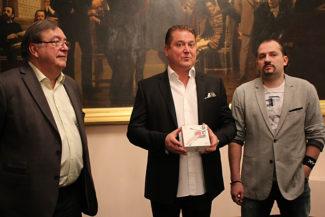 Презентация издания в Большом зале Московской консерватории