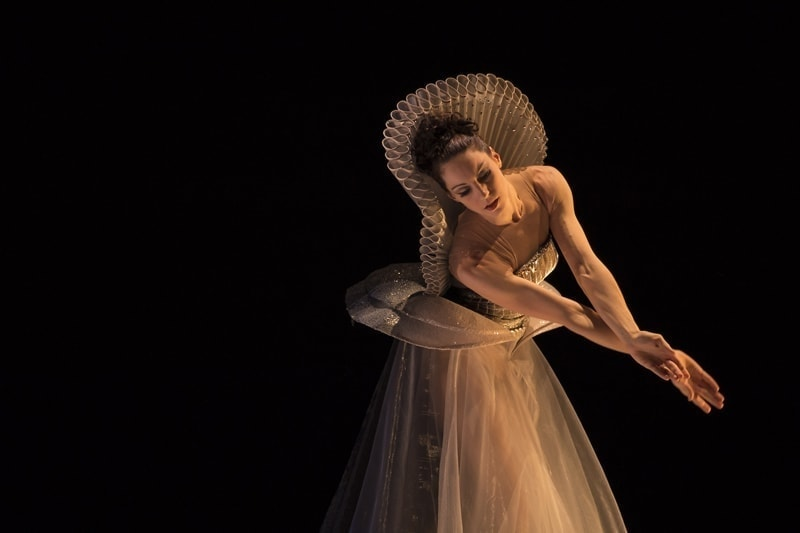 Балет «Красавица». Фото: Alice Blangero/dance-inversion.ru