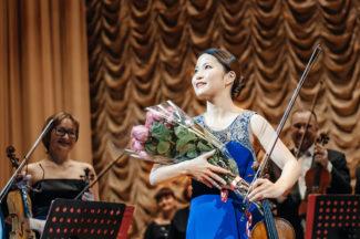 Маюко Камио. Фото - С. Семагин