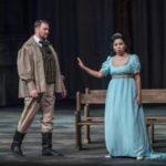 Якутская оперная певица спела «Тоску» на Приморской сцене Мариинского театра