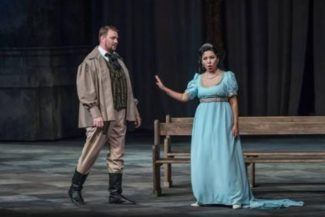 Якутская оперная певица спела «Тоску» Приморской сцене Мариинского театра