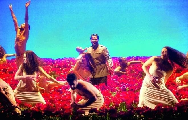 Ильдар Абдразаков в заглавной роли в спектакле «Князь Игорь» в Национальной опере Амстердама