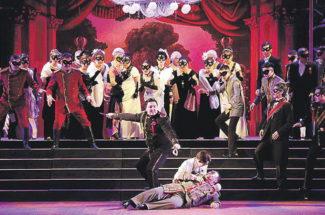 Оперу «Бал-маскарад» Верди называют «самой мелодраматической из мелодрам»