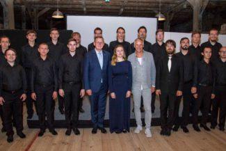 Мужской хор Казанской епархии успешно выступил в Германии