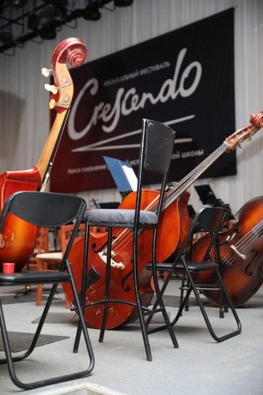 Джазовое шоу фестиваля Crescendo прошло в Пскове