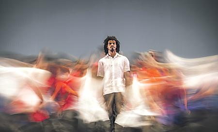 Кубинцы станцевали три истории – об агрессии, самоидентификации и любви. Фото - Johan Persson/Dance Inversion