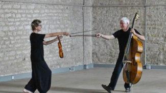 Майя Хомбургер и Барри Гай. Фото - Clotilde Peters