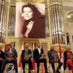 Жюри конкурса молодых оперных певцов Елены Образцовой