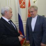 Валерию Гергиеву вручен знак отличия «За заслуги перед Санкт-Петербургом»