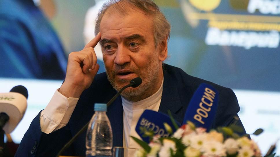 Валерий Гергиев. Фото - Юрий Стрелец