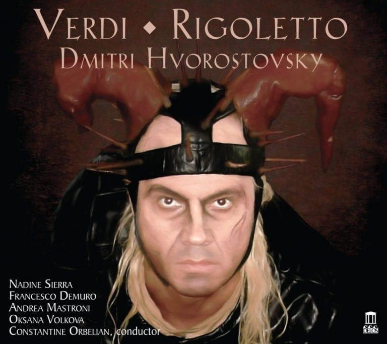 """Дмитрий Хворостовский впервые записал оперу Верди """"Риголетто"""""""