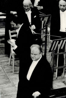Авторский концерт Тихона Хренникова, 1982 год