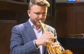 Владислав Лаврик - худрук фестиваля Brass Days