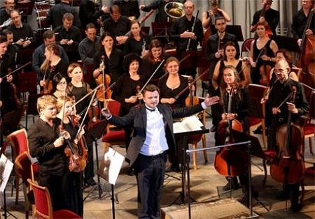 Новый симфонический оркестр представили в Тульской областной филармонии имени Михайловского.
