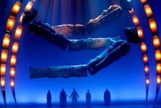 Сцена из спектакля «Золото Рейна». Фото - Мариинский театр