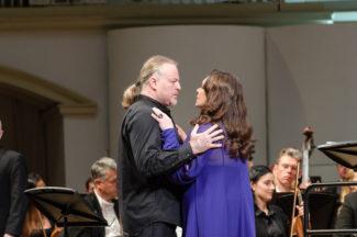 Валерий Гергиев и Мариинский театр в Москве