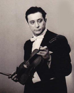 Лев Мирчин. Фото из семейноо архива