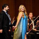 Нетребко и Эйвазов открыли своим выступлением новый оперный зал в Китае