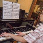Пианист Сандро Небиеридзе: как живут юные гении музыки в Грузии