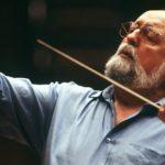Кшиштоф Пендерецкий: «Я пишу музыку, потому что люблю ее»