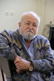 Кшиштоф Пендерецкий. Фото - Юрий Мозолевский