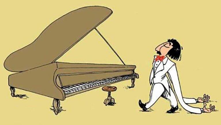Пособие по игре на фортепиано