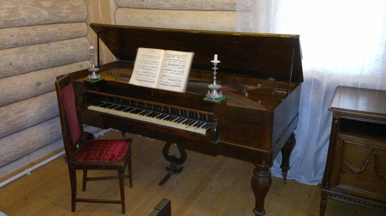 Музей «Семья роялей»