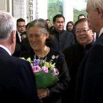 Принцесса Таиланда побывала в Мариинском театре