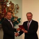 Президент Болгарии наградил Гергиева орденом Святых Кирилла и Мефодия