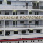 """На корабле """"Мстислав Ростропович"""" музыканты отправились в тур по Волге с концертной программой"""