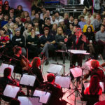 Молодая аудитория прониклась духом революции. Фото - Наталья Мущинкина