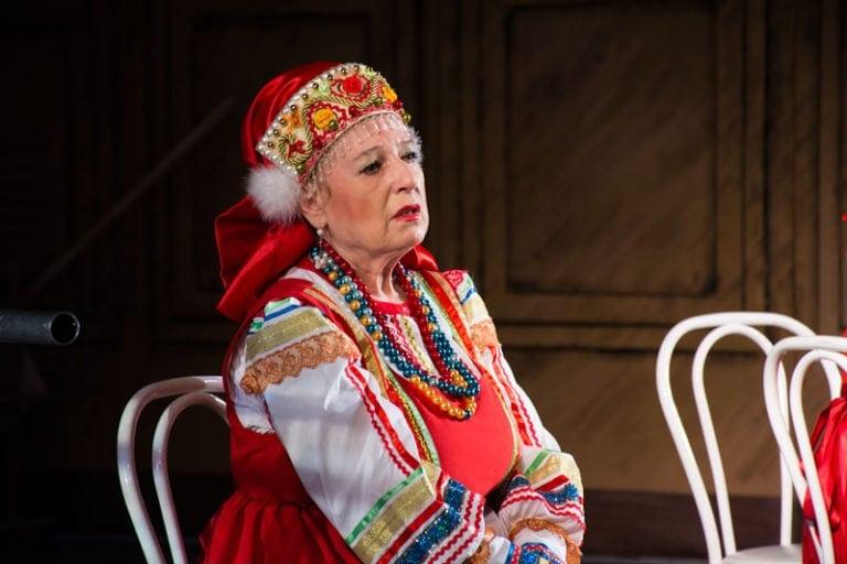 Ушла из жизни ведущая солистка Нижегородского театра опера и балета Вера Сурикова