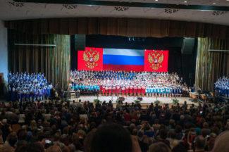 Сводный детский хор Томской области