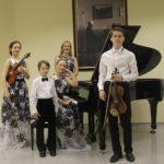 Юные музыканты Санкт-Петербурга дадут в Вологде единственный концерт