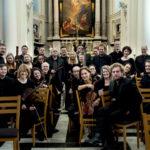 Ансамбль Collegium Vocale Gent. Фото - Мариинский театр