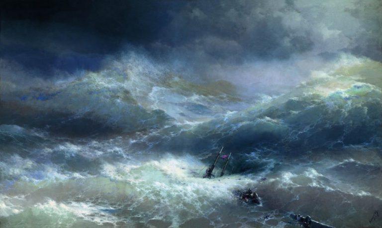 Президентская библиотека в Питере представляет мультимедийный концерт «Музыка моря»