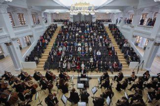Зал имени Исидора Зака открывается после реконструкции