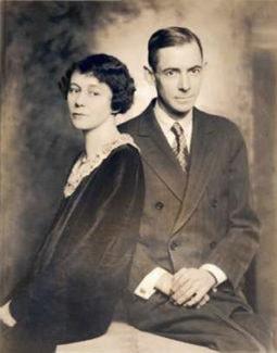 ДюБоз Хейуорд и его жена Дороти
