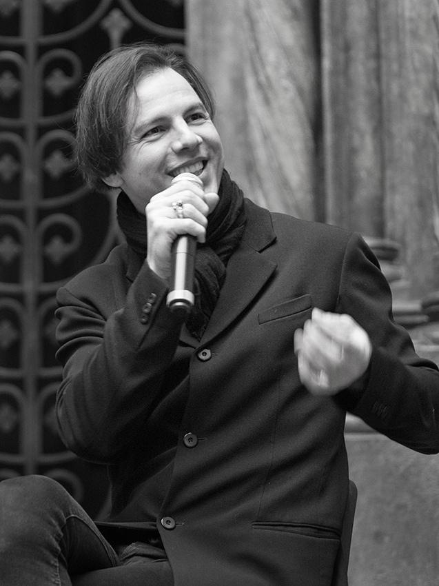 Теодор Курентзис. Фото - Александра Муравьёва