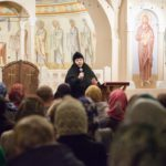 Встречи с монахиней Иулианией (Денисовой) прошли в Феодоровском соборе