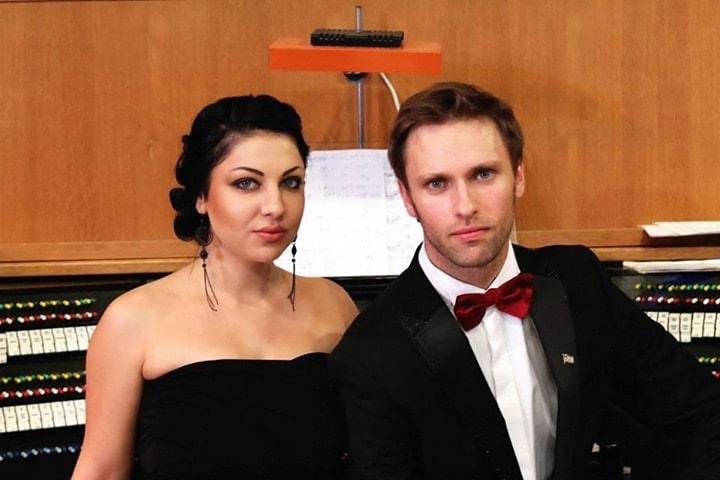 Лука Гаделия и Кристина Эшба